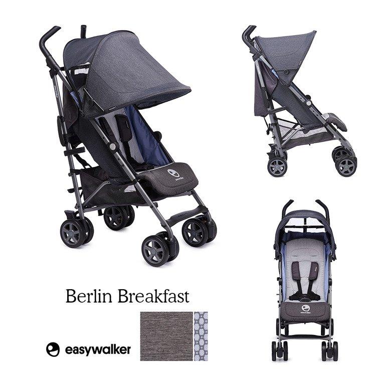 Easywalker Wózek spacerowy Buggy+ Berlin Breakfast
